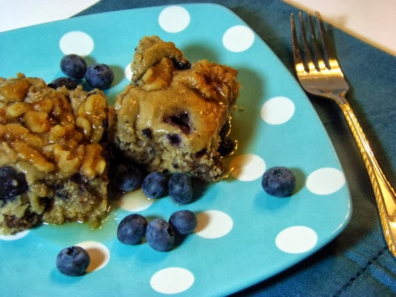 Blueberry Sausage Casserole Recipe