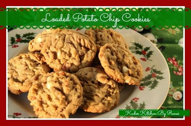 Loaded Potato Chip Cookie Recipe