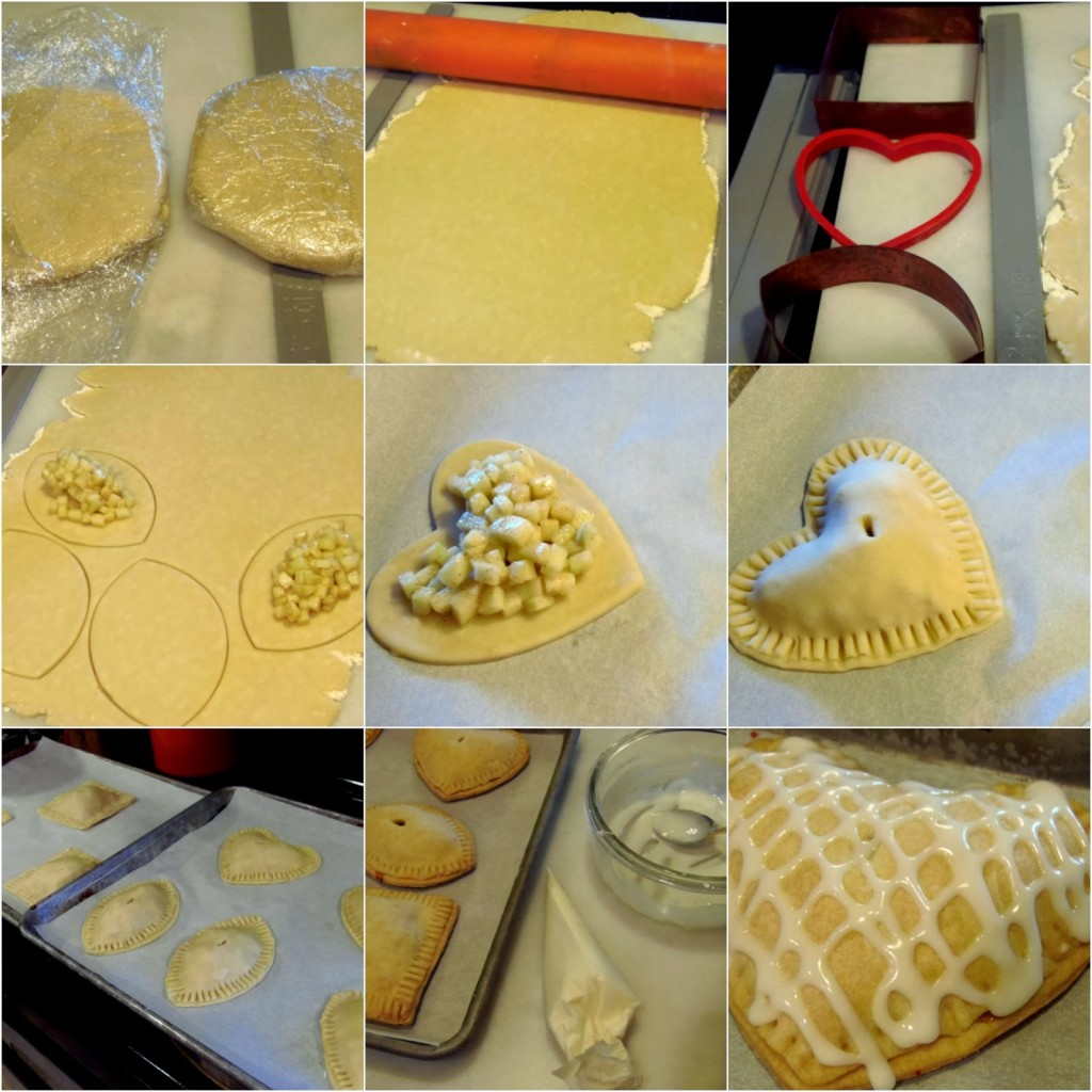 Apple Hand Pie Recipe and Tutorial