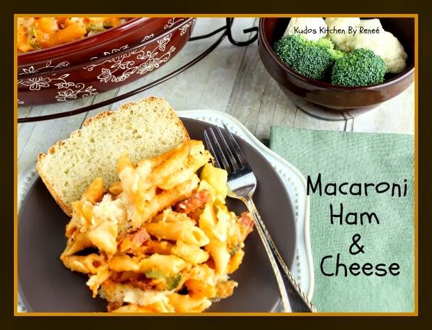 Macaroni Ham and Cheese Recipe