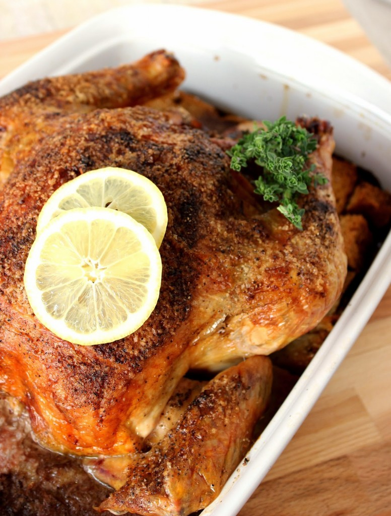Basic Roast Chicken Recipe