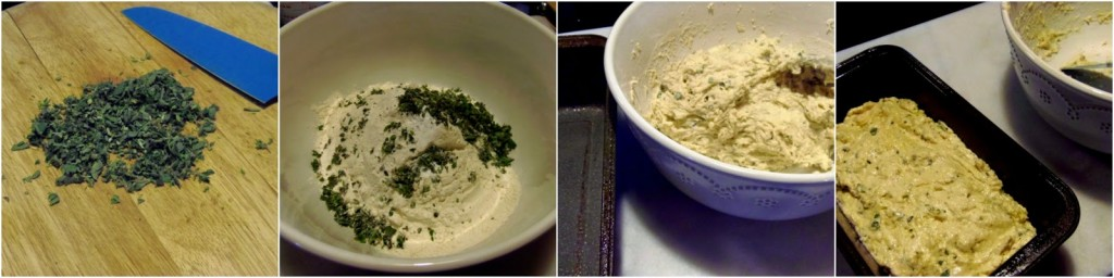 How to make Homemade Soda Bread with Fresh Herbs