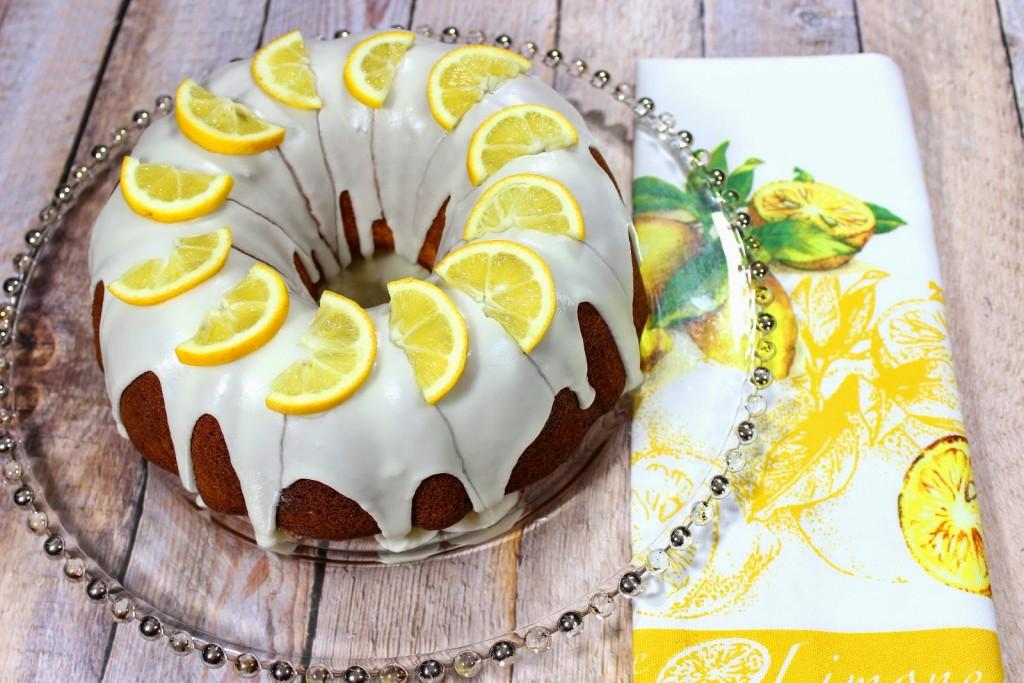 Meyer Lemon Pound Cake Recipes