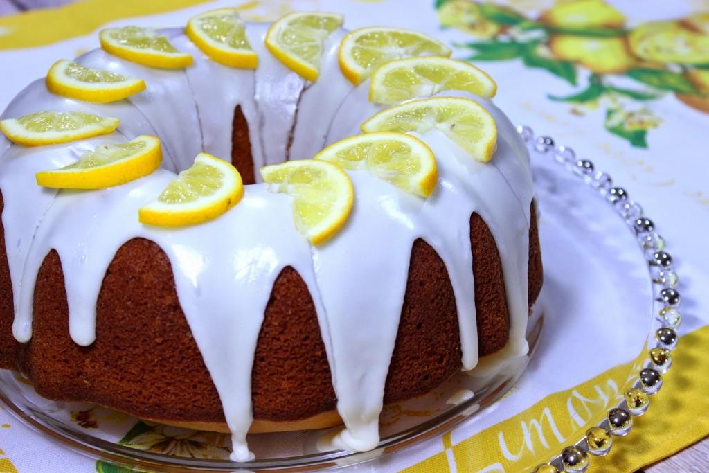 Meyer Lemon Pound Cake Recipe