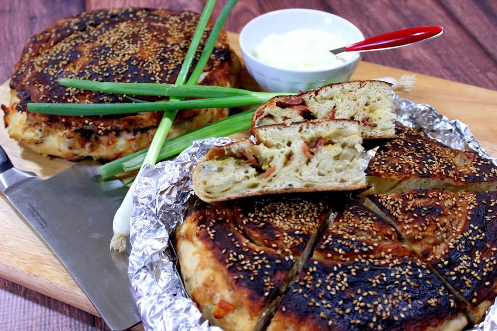 Chinese Bing Bread | Kudos Kitchen by Renee