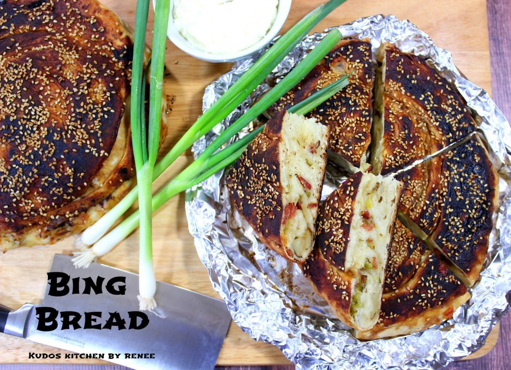 Chinese Bing Bread