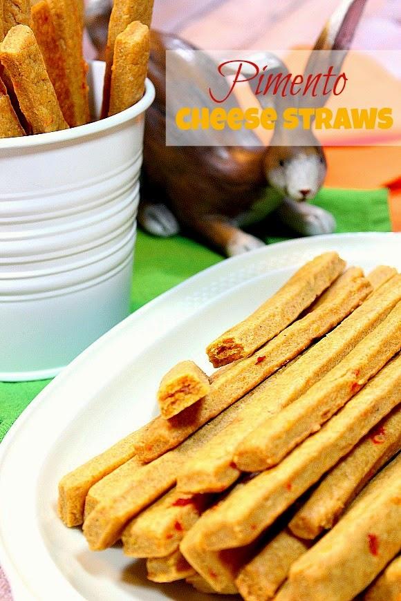 Pimento Cheese Straws Recipe - Kudos Kitchen by Renee