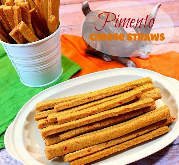 Pimento Cheese Straws Recipe - www.kudoskitchenbyrenee.com