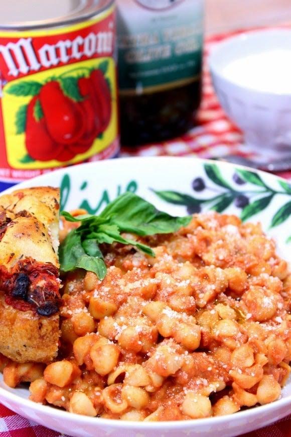 Creamy Tomato Bacon Pasta with Mascarpone