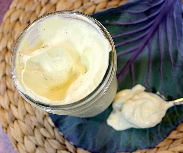 Healthy Homemade Avocado Oil Mayonnaise