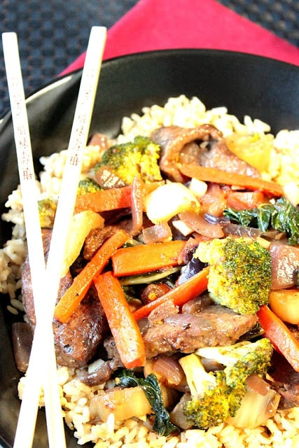 Chinese Beef Stir Fry Recipe