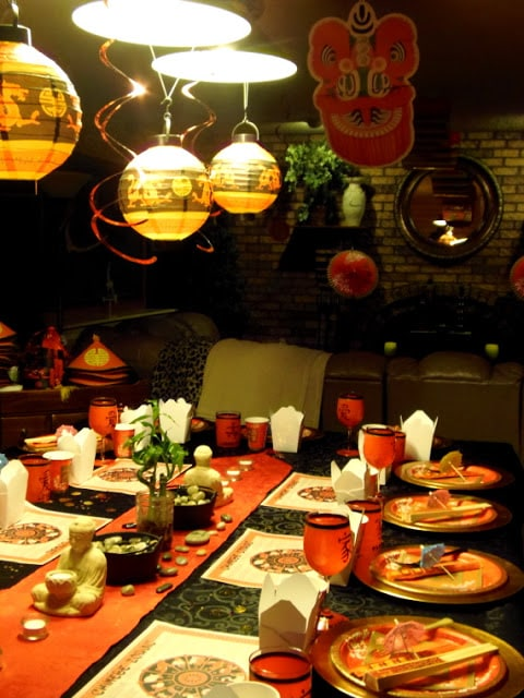 Family Chinese Party
