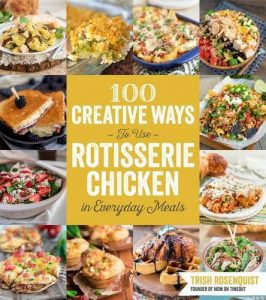Trish Rosenquist Amazon Cookbook