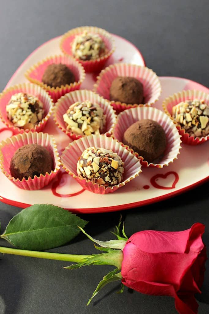 Avocado and Chocolate Truffles