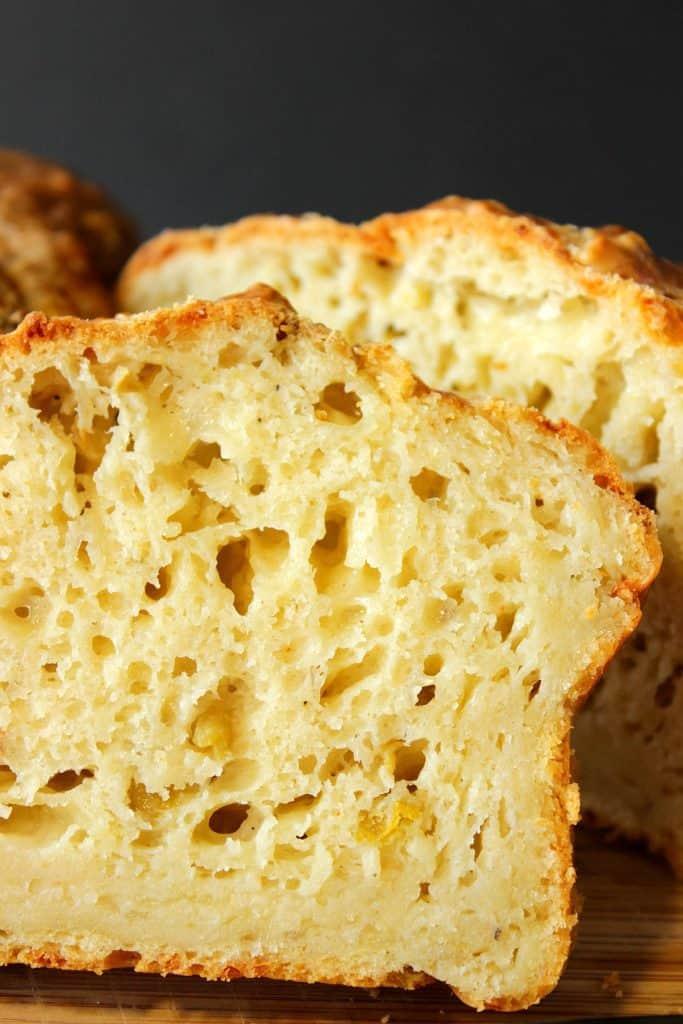 Monterey Jack Quick Bread Recipe