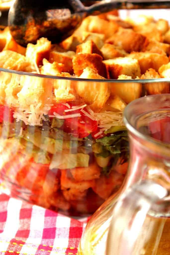 BLT Layered Salad