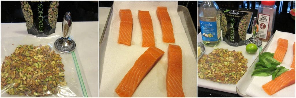 How to make Seared Salmon Fillets
