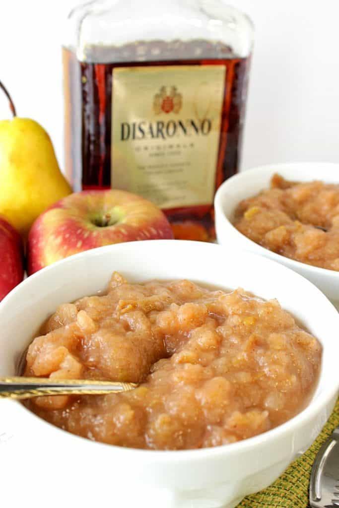Apple Pear Sauce Recipe for the Slow Cooker