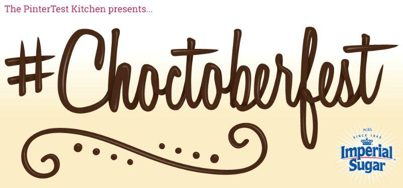 #Choctoberfest 2016 logo