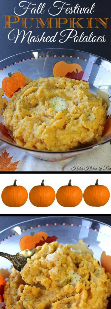 Pumpkin Mashed Potato Recipe