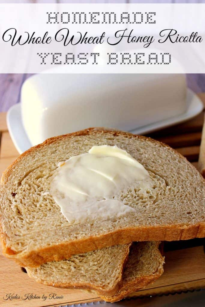 Honey Ricotta Yeast Bread