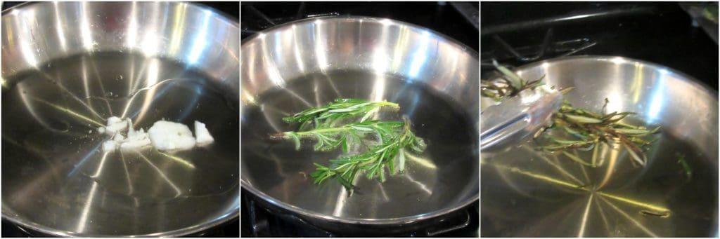 How to make Roasted Rosemary Hazelnuts