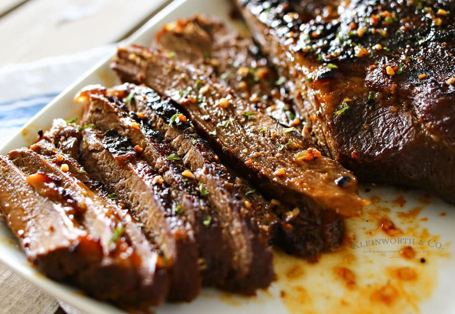 Easy Beef Brisket Recipe - Weekly Meal Planning