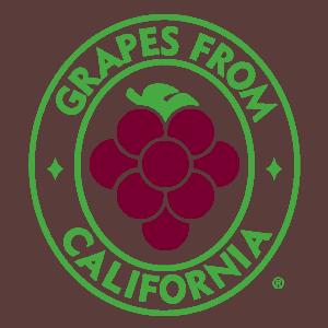 Grapes from California Logo