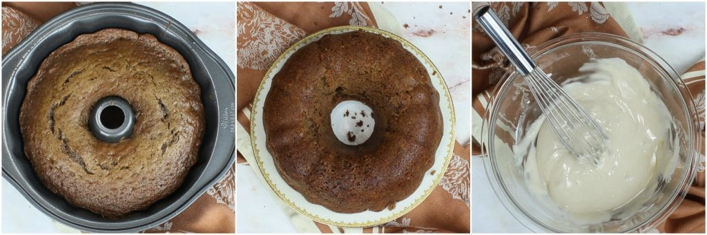 Baking a Bacon Root Beer Bundt Cake