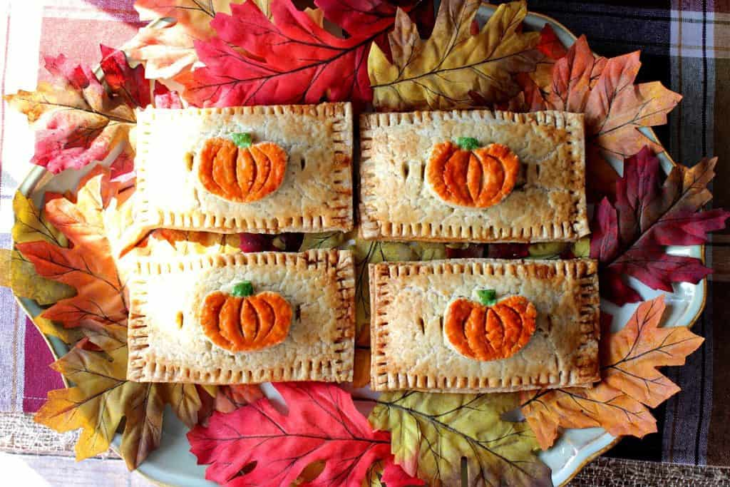 Homemade Pumpkin Hand Pies