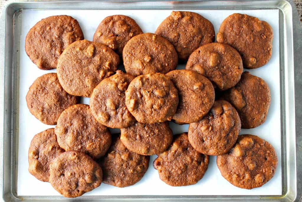 Soft Chewy Amish Sweet Potato Cookies | Kudos Kitchen by Renee