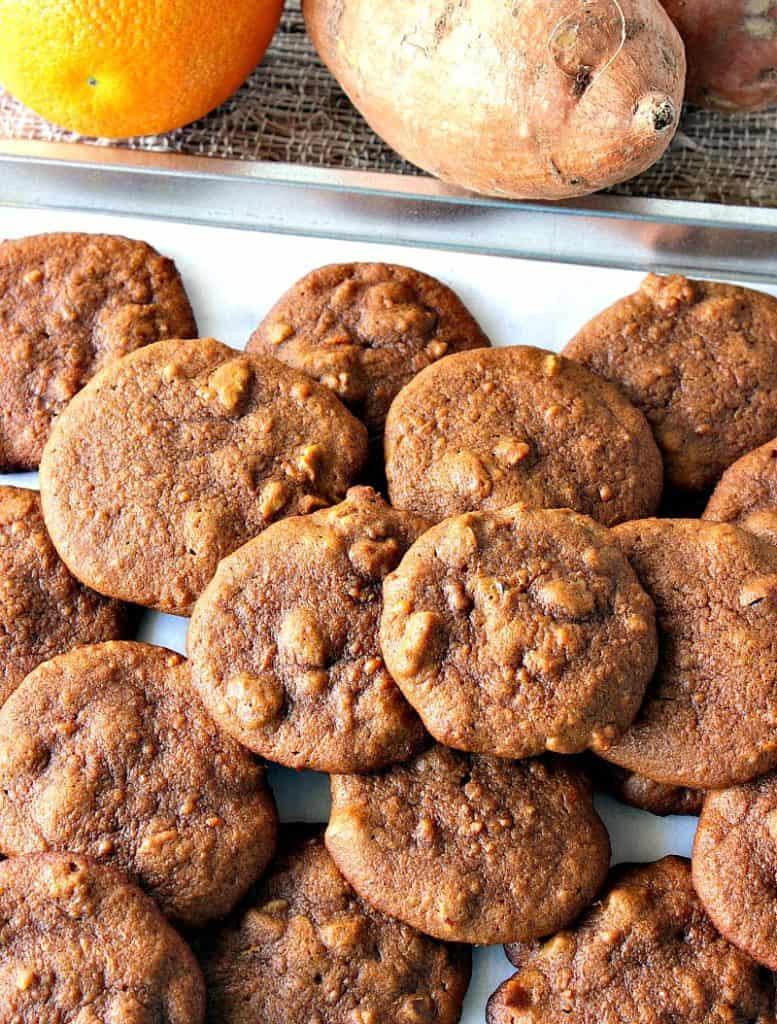 Amish Sweet Potato Cookies | Kudos Kitchen by Renee
