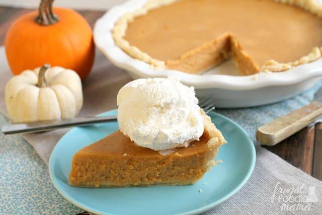 Thanksgiving Dessert Recipe Roundup
