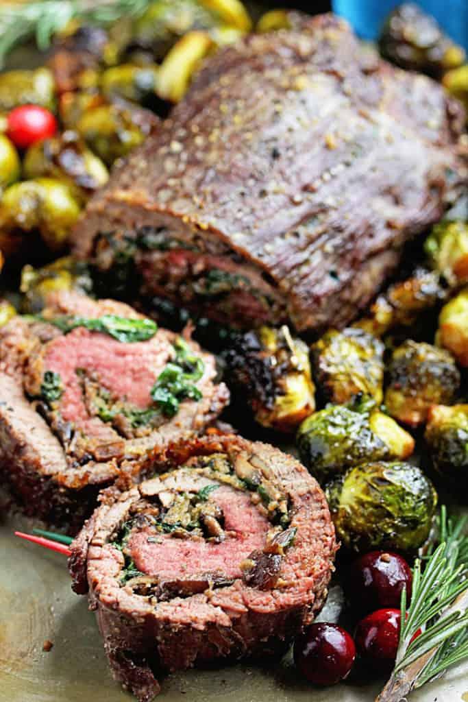 Christmas dinner recipe roundup.