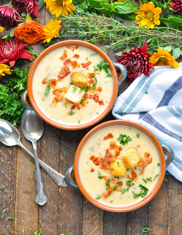 Soup, Stew & Chowder Recipe Roundup