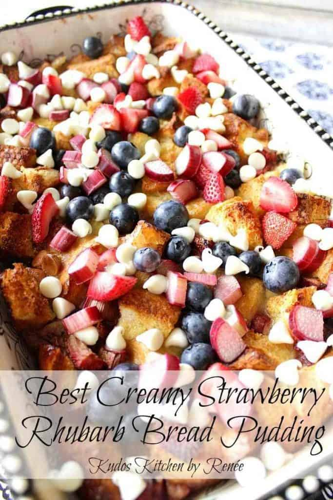 Red White & Blue Recipe Roundup