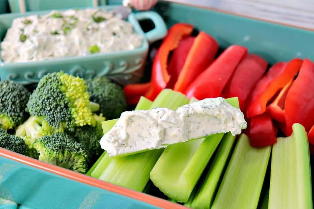 Garlic Herb Homemade Boursin Cheese Spread Recipe - kudoskitchenbyrenee.com