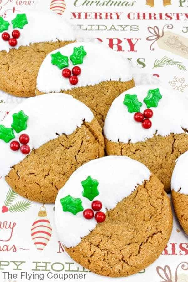 A photo of cookies for a Colossal Christmas Cookie Recipe Roundup.